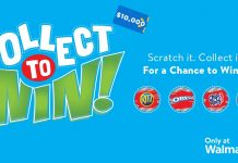 Walmart Collect And Win Game