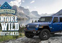 Blue Wilderness Wild Sweeps