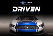 NASCAR/Ford Drive To Perform Sweepstakes