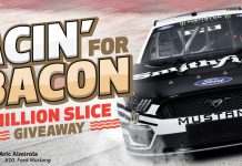 Smithfield Racin' For Bacon Giveaway
