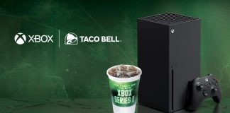 Taco Bell Xbox Series X Giveaway 2020