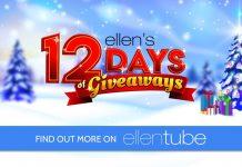 Ellen 12 Days Of Christmas 2020