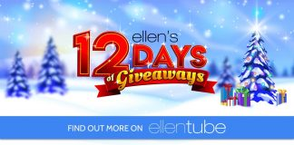 Ellen 12 Days Of Christmas 2020
