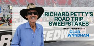Richard Petty Road Trip Sweepstakes