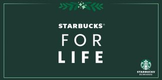 Starbucks For Life 2020