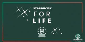 Starbucks for Life 2019 Game