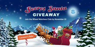 Wheel Of Fortune Secret Santa Sweepstakes 2020
