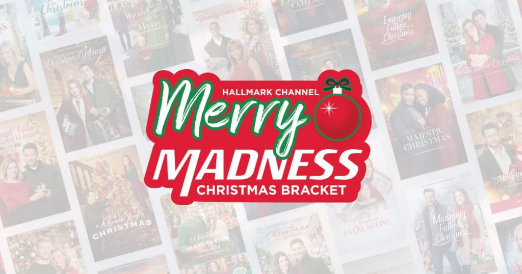 Hallmark Channel Merry Madness Christmas Bracket Sweepstakes 2020
