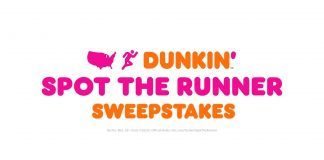 America's Got Talent Dunkin Spot The Runner Sweepstakes 2020