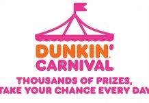 Dunkin Carnival
