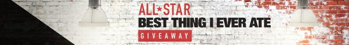 Food Network Best Thing I Ever Ate Giveaway Code Words