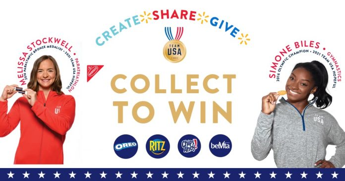 Walmart Collect And Win Game 2021