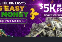 HGTV Selling The Big Easy Sweepstakes 2020