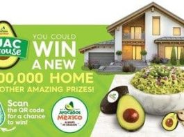 Guac The House Sweepstakes 2020