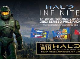 Halo Infinite Sweepstakes 2020