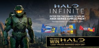 Halo Infinite Sweepstakes 2020
