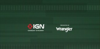 Wrangler IGN Gameday Giveaway 2020