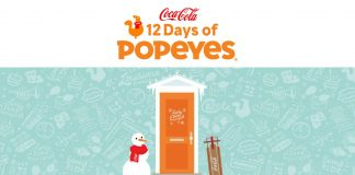 Popeyes 12 Days Of Christmas Sweepstakes 2020