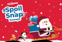 PetSmart Spoil & Snap Sweepstakes 2020