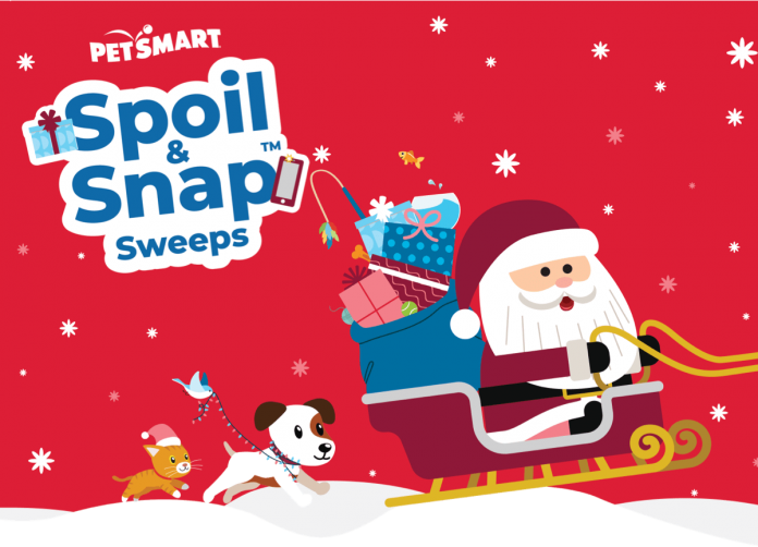 PetSmart Spoil & Snap Sweepstakes 2020