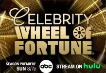 2021 Celebrity Wheel Of Fortune Giveaway