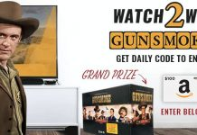 INSP.com Gunsmoke Sweepstakes