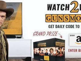 INSP.com Gunsmoke Sweepstakes