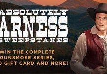 INSP.com Gunsmoke Absolutely Arness Contest 2021