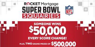 Rocket Mortgage Squares 2021