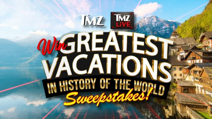 TMZ Sweepstakes Word Of The Day