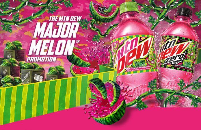 MTN Dew Major Melon Contest 2021