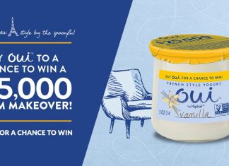 Yoplait Oui Yogurt Style By The Spoonful Sweepstakes 2021