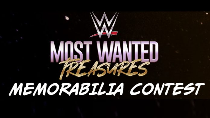 A&E WWE Most Wanted Treasures Sweepstakes 2021