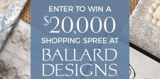 Big Ballard Bucks Sweepstakes 2021