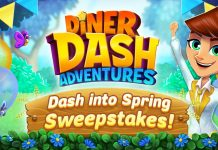 Diner DASH In Spring Sweepstakes 2021