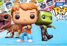 Funko Pop Blitz Prototype Sweepstakes 2021