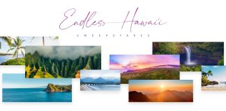 Hawaiian Airlines Endless Hawaii Sweepstakes 2021