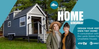 HGTV Tiny Home Sweepstakes 2021