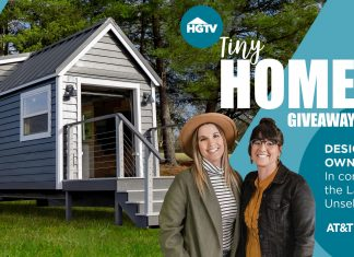 HGTV Tiny Home Sweepstakes 2021