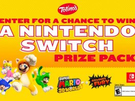 Totino's Nintendo Switch Giveaway 2021