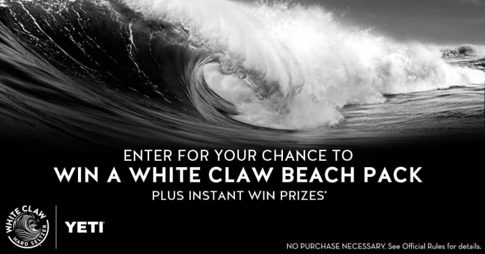 White Claw Get Ready To Make New Waves Instant Win Game 2021