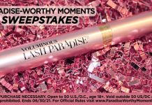 Paradise-Worthy Moments Sweepstakes presented by L'Oréal Paris