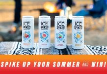 Sparkling Ice Spiked Sweepstakes 2021