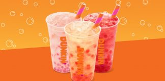 Dunkin' Popping Bubbles Instant Win Game 2021