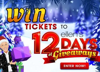 Ellen 12 Days Of Christmas 2021