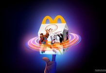 Space Jam: A New Legacy Sweepstakes at McDonald's