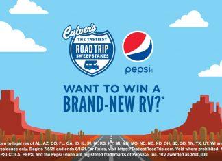 Tastiest Road Trip Instant Win Game 2021