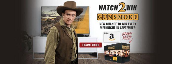 INSP.com Gunsmoke Sweepstakes 2021