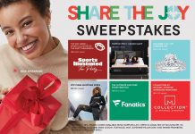 JCPenney Share The Joy Sweepstakes & Instant Win Game 2021